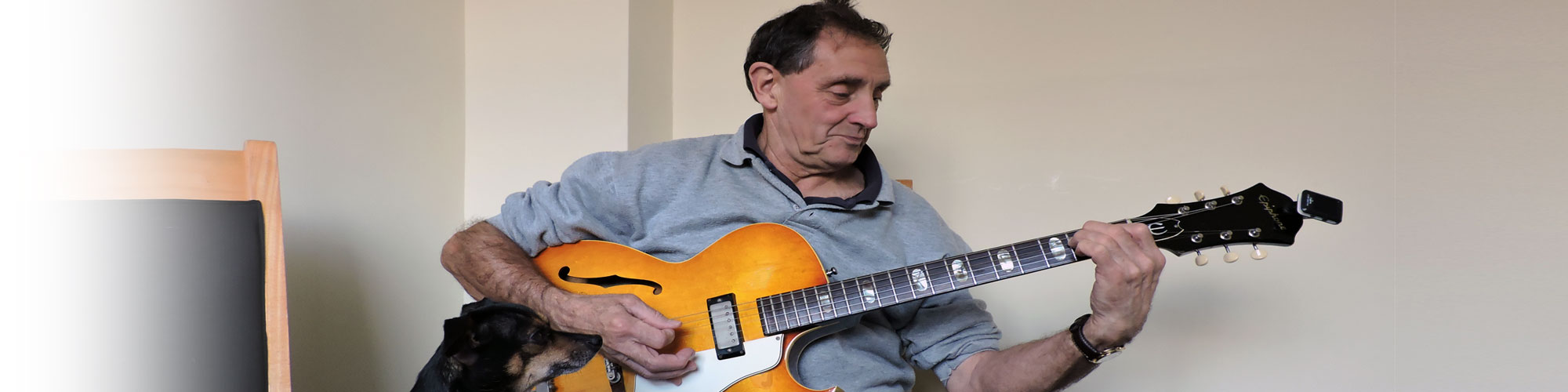 Leeds Guitar lessons for all ages and abilities