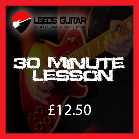 30 Minute Guitar Lesson